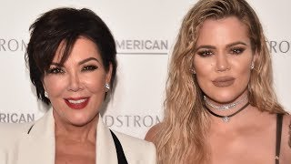 Khloe Kardashian SNAPS At  Kris Jenner & Kim Kardashian, Defends Tristan Thompson