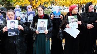 Матери похищенных дагестанцев призвали к массовой акции протеста
