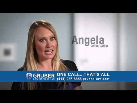Gruber Law Offices Testimonials (Combo 1)