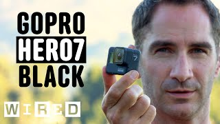 GoPro Hero7 Black vs. Hero6 vs. Sony X3000   OOO With Brent Rose   WIRED