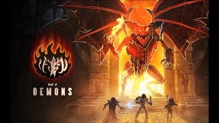ShadowTactition Plays: The Book of Demons #13