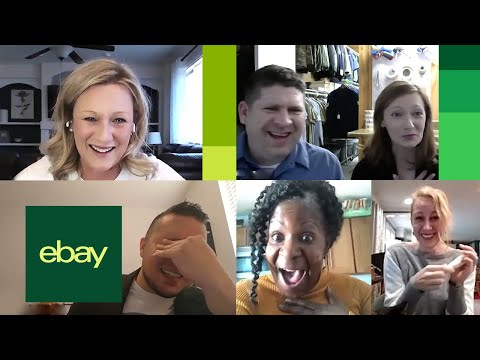 Sharing big news with eBay sellers - Up & Running Grants announcement!