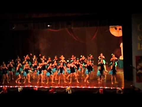 ESANS Fin de Año 2012 - Coreografía Río