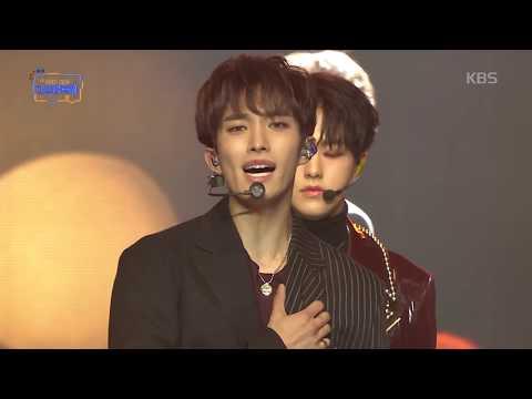 KBS가요대축제 - SEVENTEEN - 고맙다 + 숨이 차 20181228