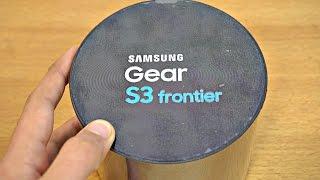 Samsung Gear S3 Frontier - Unboxing & First Look! (4K)