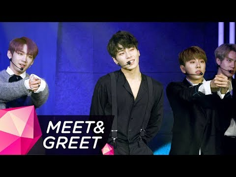 [4K/FANCAM] 180130 JBJ - My Flower (꽃이야) @MEET&GREET