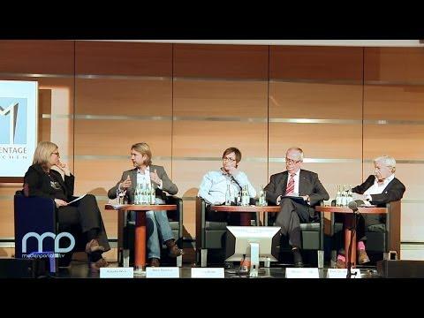 """Diskussion: über das Thema """"Fernsehen der Generationen"""""""