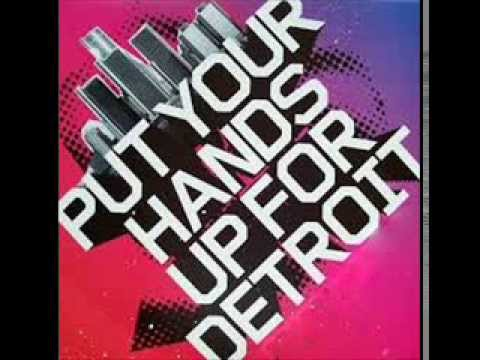 Fedde le Grand - Put Your Hands Up For Detroit ( Dj X 2k14 Mashup )