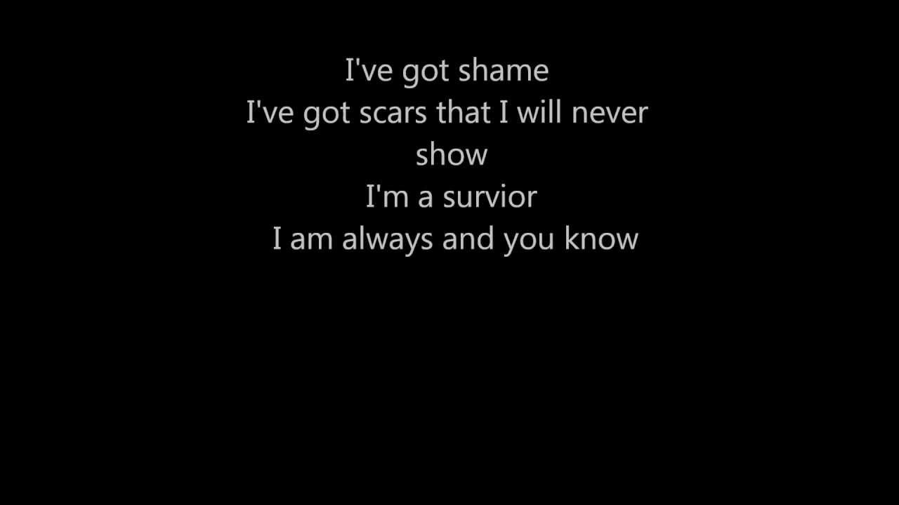 demi lovato warrior lyrics - photo #14