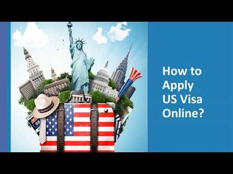 How to Apply for the US Visa Online