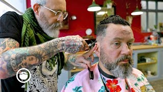 Master Barber Teaches How to Get the Best Haircut for Your Style