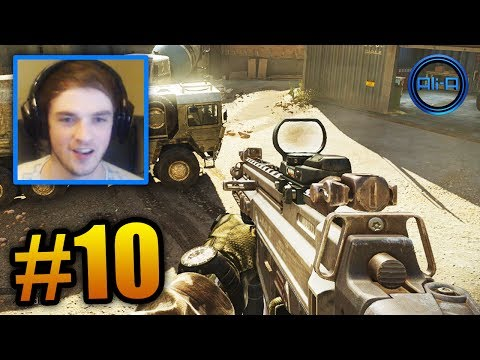"""LOTS OF KILLS!"" - COD GHOSTS LIVE W/ Ali-A #10 - (Call Of Duty Ghost Gameplay) - Smashpipe Games"