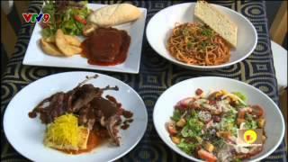 Ăn món Tây giá rẻ ở Sài Gòn tại Vesta - diadiemanuong.com vtv9 | Địa điểm ăn uống