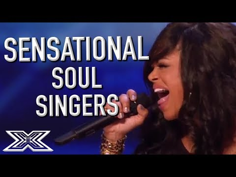 SENSATIONAL Soul Song Auditions! | X Factor Global