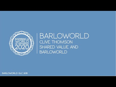 Shared Value Video - Clive Thomson, Barloworld CE