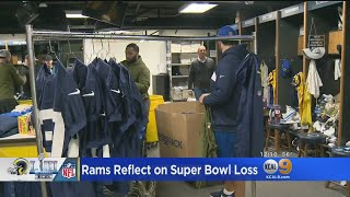 Rams Players React To Super Bowl Loss After Returning To Thousand Oaks