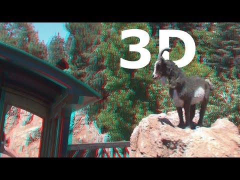 BIg Thunder Mountain Railroad (3D On-Ride) Disneyland
