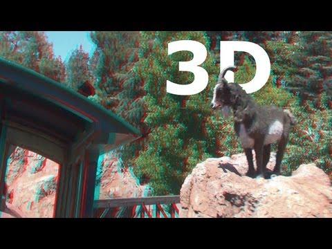 BIg Thunder Mountain Railroad (3D On-Ride) Disneyland