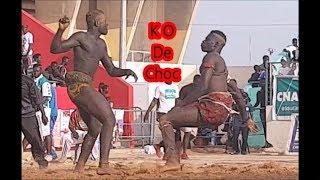 KO de choc, Bebe Saloum 2 foudroie Boy Niang 2