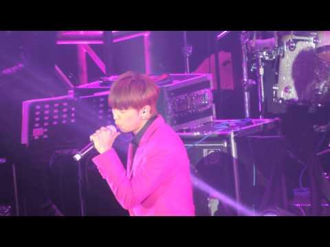 20131208 黃鴻升愛進化演唱會香港站 平行時空