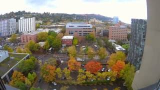 Portland Weather October 15, 2016