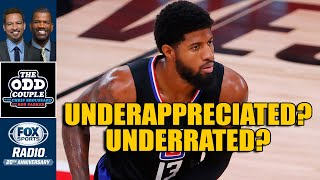 Chris Broussard - Rob Parker Needs to STOP Saying Paul George Is Underrated and Underappreciated!