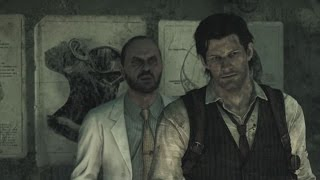 The Evil Within voice cast revealed