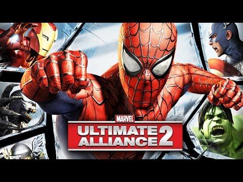 Marvel Ultimate Alliance 2 Trailer (2016)