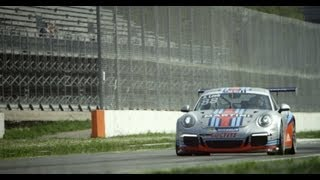 The new MARTINI 911 GT3 Cup car - Engineering with attention to details