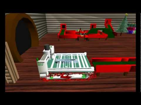 Saker Solutions Christmas Animation 2011.wmv