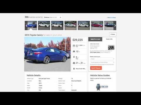 Auto Shopping with AutoSmart