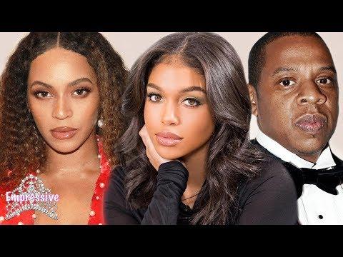 Lori Harvey flirts with Beyonce's husband Jay-Z...and gets dragged!