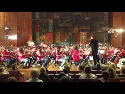 Hino à Alegria - Beethoven (9ª Sinfonia) | concerto