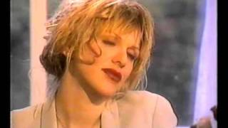 Courtney Love: Barbara Walters Interview 1995