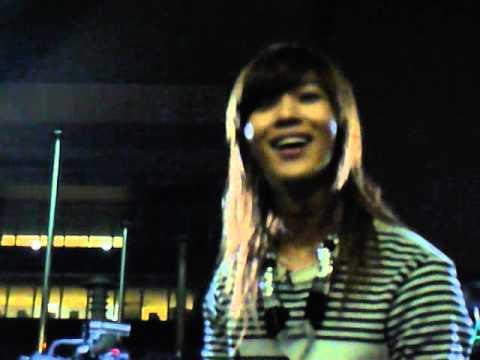 120328 - SHINee @ TAXl Recording (Part 2, Key, Minho, Taemin)