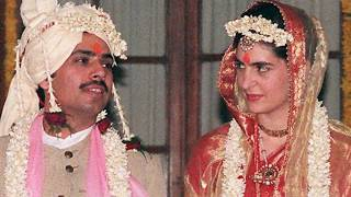 Unseen pics: When Priyanka Gandhi married Robert Vadra..