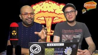 Jugamos al lider supremo con bombas nucleares! | Outrider | REGULAR