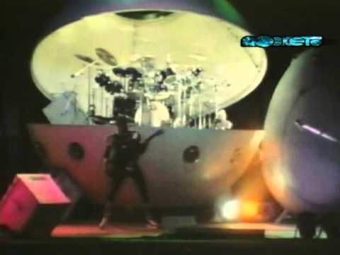 Rockets - Universal Band 1980, Live in Taranto