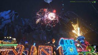 KINGDOM HEARTS III new Premiere Gameplay 2018