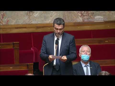 M. Éric Pauget - Urgence économique