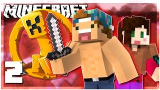 STACY ALMOST PASSED OUT?! | HUNGER GAMES MINECRAFT w/ STACYPLAYS! | SEASON 2 EP 2