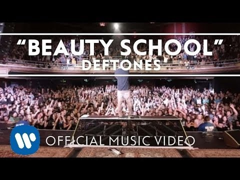Deftones - Beauty School [Official Music Video]