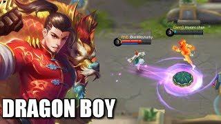 THE DRAGON BOY CHOU