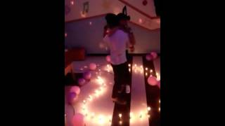 Tổ chức sinh nhật cho người yêu cực lãng mạn