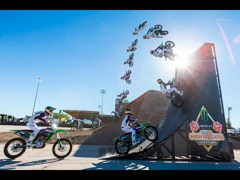 Dirt Shark: 2016 FMX High Rollers Contest