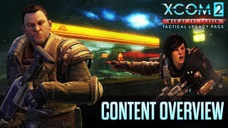 XCOM 2 - War of the Chosen: Tactical Legacy Pack Overview