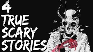 4 Scary Stories   True Scary Horror Stories   Reddit Let's Not Meet And Others