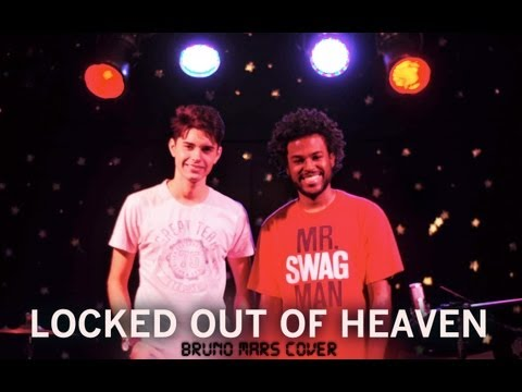 Baixar Bruno Mars - Locked out of heaven Cover - Davi Guilherme feat Alison Silva