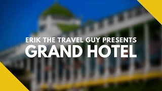 Grand Hotel Mackinac   Video Tour