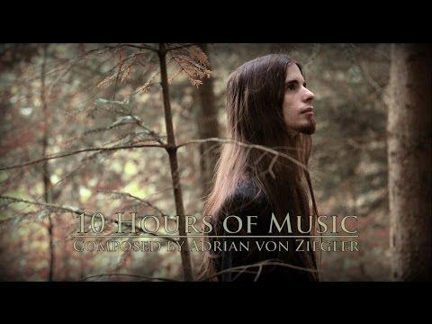 Baixar 10 Hours of Music by Adrian von Ziegler